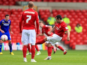 Half-Time Report: Stalemate at the City Ground