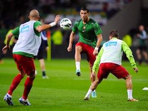 Ronaldo out of Gabon clash
