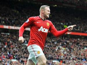 Rooney surprised with birthday cake