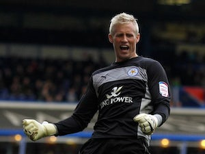 Schmeichel: 'We can catch Cardiff'