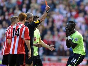 Tiote: 'Reputation leads to yellow cards'