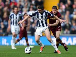 Report: Allardyce eyes Dorrans deal