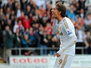 Result: Swansea shock Newcastle