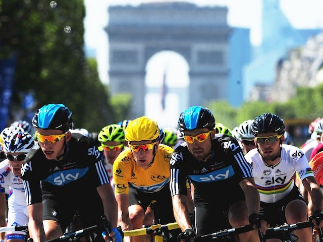 Sir Chris Hoy: 'Wiggins can challenge Froome'