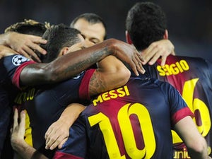 Rosell: 'Barca win with dignity'