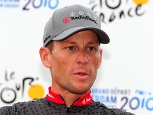 Armstrong 'movie in the works'