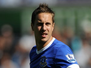 Jagielka in dark over Moyes future