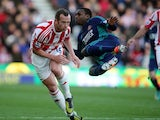 Charlie Adam and Danny Rose