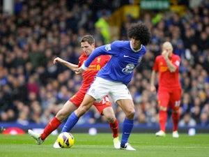 Allen gives Everton comeback