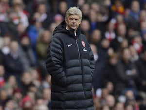 Wenger happy with win