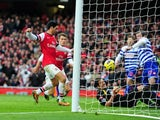 Mikel Arteta scores the winner for Arsenal