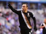 Dimitar Berbatov for Fulham