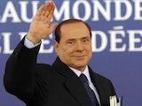 Silvio Berlusconi in November 2011