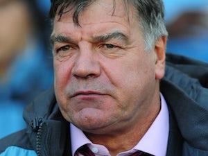 Allardyce: 'I won't manage top-four club'