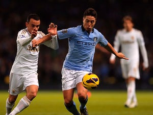 Nasri hoping for France recall