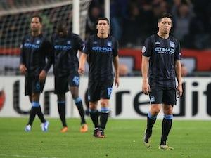 Richards: 'City uncertain of back three'
