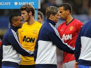 Ferdinand praises Man United fans