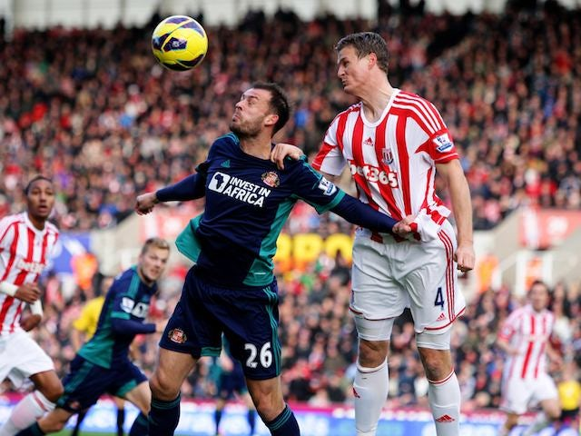Robert Huth and Steven Fletcher