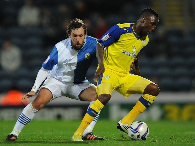 Gael Givet and Jermaine Johnson