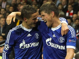 Team News: Huntelaar, Afellay start for Schalke