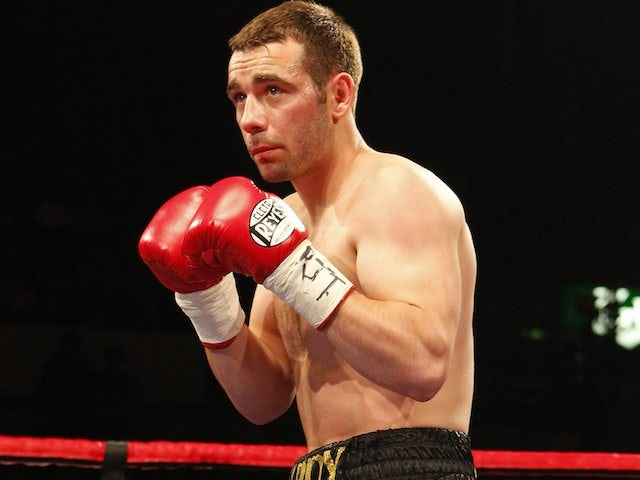 Purdy comes in overweight for IBF title fight