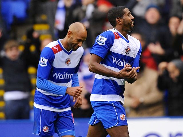 Mikele Leigertwood scores for Reading