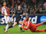 Samir Nasri scores City's first