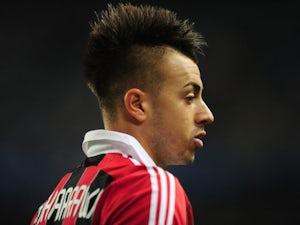 Result: El Shaarawy strike seals victory for Milan