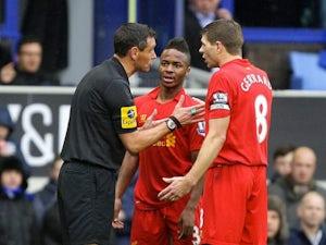 Gerrard taunts Everton