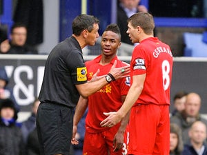 Gerrard: 'Linesman not good enough'