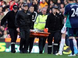 Wilson confirms broken fibula
