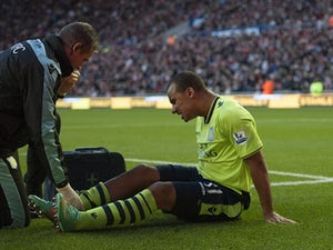 Lambert: 'Agbonlahor should be fine'