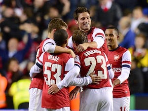 Pires predicts top three for Arsenal