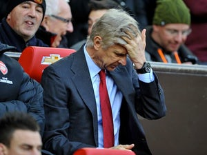 Wenger: 'Players have lost belief'