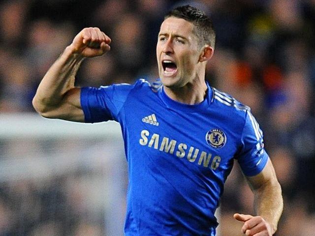 Cahill ignoring Chelsea transfer rumours