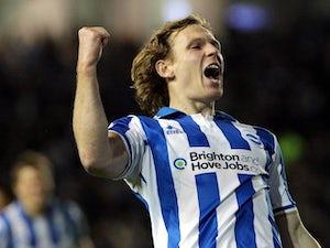 Half-Time Report: Mackail-Smith draws Brighton