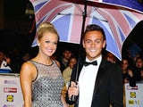 Tom Daley attends the Pride of Britain awards