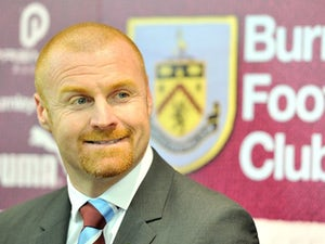 Dyche 'couldn't turn down' Burnley
