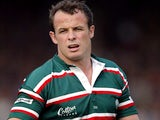 Austin Healey for the Leicester Tigers in 2005