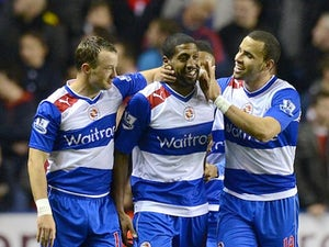 Half-Time Report: Early penalty puts Reading ahead