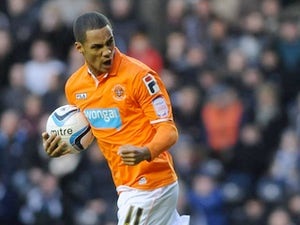 Half-Time Report: Ince responds for Blackpool
