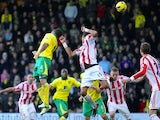 Bradley Johnson scores for Norwich