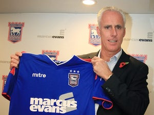 McCarthy appointed Ipswich boss