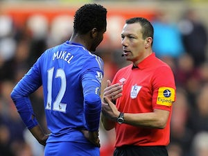 Di Matteo heaps praise on ref Friend