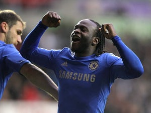Moses focussed on Europa League