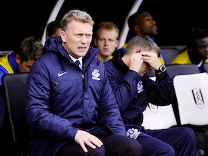 Moyes hopeful of top-four finish