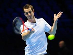 Murray relishing ATP Finals