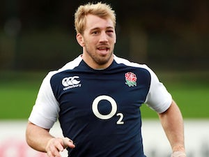 Robshaw named England captain