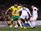 Robert Snodgrass for Norwich