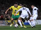 Robert Snodgrass for Norwich